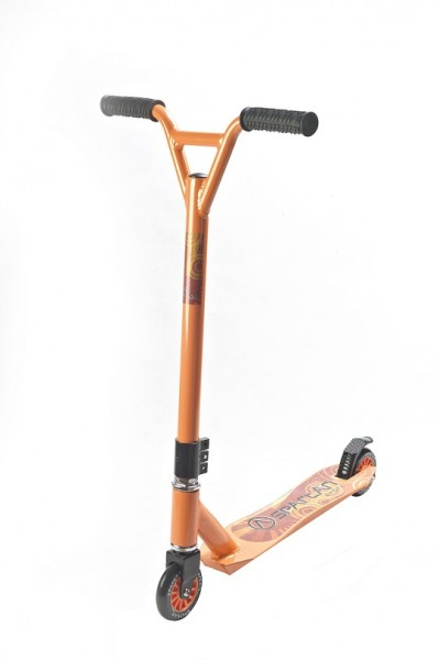 Stunt Scooter orange, 23092