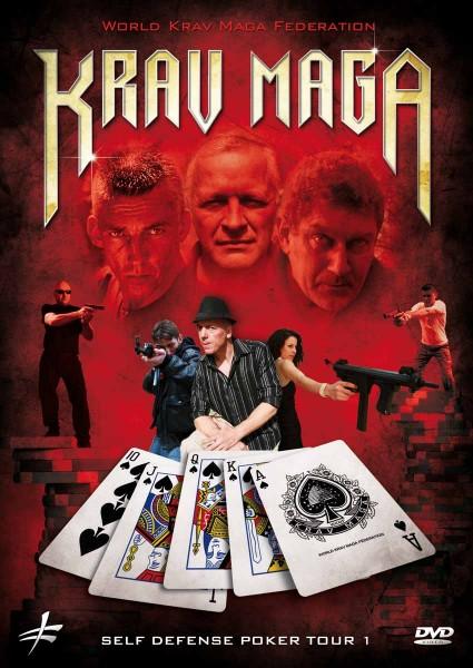 Krav Maga Self defense Poker Tour 1, DVD 252