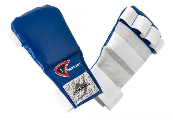 Handschutz Ju-Jutsu pro quick blau