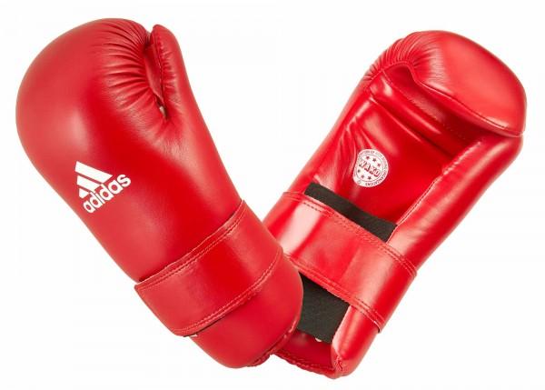 adidas Semi Contact Gloves - red, ADIWAKOG3