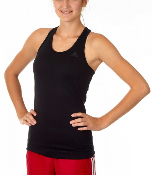adidas Lady-Top Techfit Solid schwarz, AJ5489