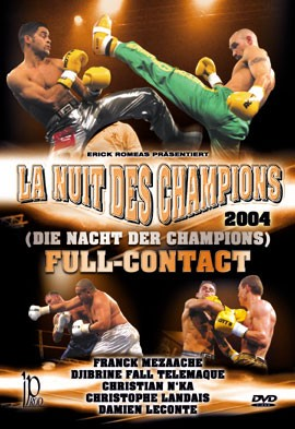 Full Contact Die Nacht der Champions 2004, DVD 136