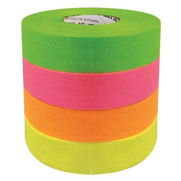 """North American Tape 24 mm/27m - Hockey-Schlägertape """"Neon orange"""""""
