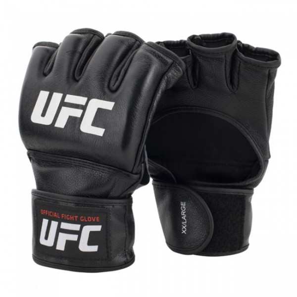 UFC Official Fight Pro Handschuhe black/white