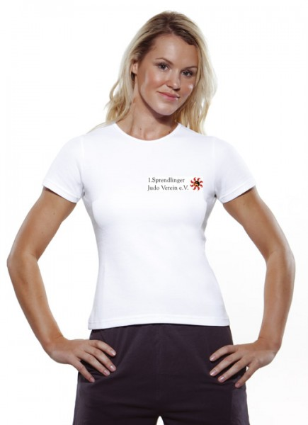 Damen T-Shirt XP 710 Vereinskollektion Sprendlinger Judoverein