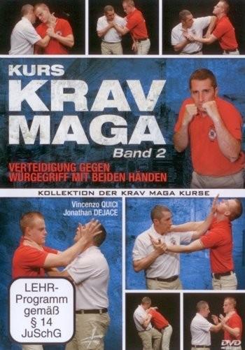 Krav Maga Kurs Band 2 - Verteidigung gegen Würgeangriffe (292)