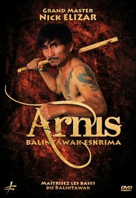 Arnis Balintawak Eskrima, DVD 233