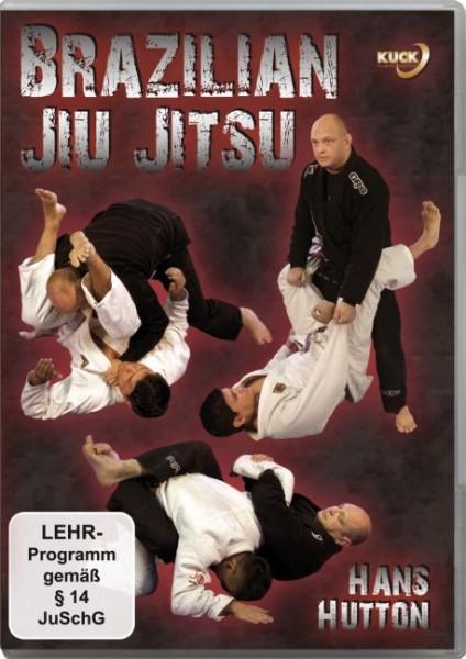 DVD - Brazilian Jiu Jitsu, mit Hans Hutton