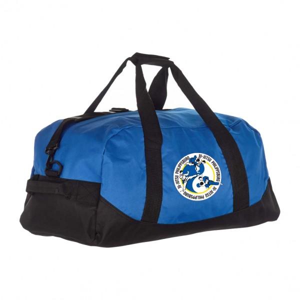 Philippsburg Kindertasche blau/schwarz