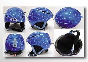 Ski- und Snowboard-Helm 1357
