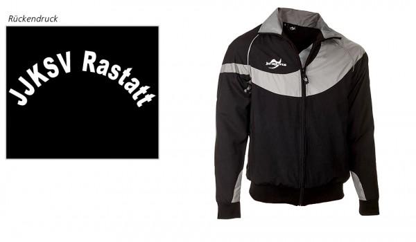 Teamwear Element C1 Jacke schwarz, JJKSV Rastatt, Vereinslogo