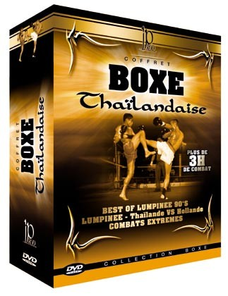 PACK THAILÄNDISCHES BOXEN (dvd 21 - dvd 121 - dvd 122)