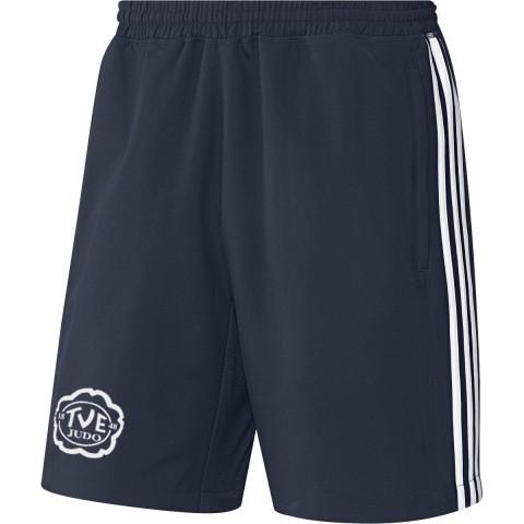 adidas TV Erlangen Judo T16 Clima Cool Woven Short Jungen navy blau/weiß AJ5286