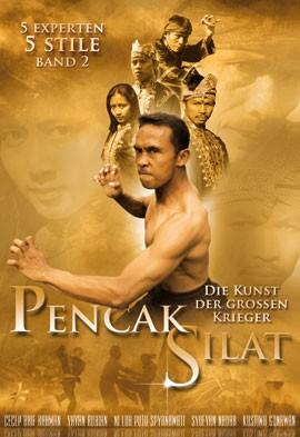 PENCAK SILAT 5 EXPERTEN - 5 STILE vol.2 DIE KUNST DER GROSSEN KÄMPFER DVD 213