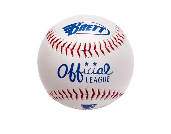 Brett Baseball aus Kunstleder mit Kork, 112901 (soft)
