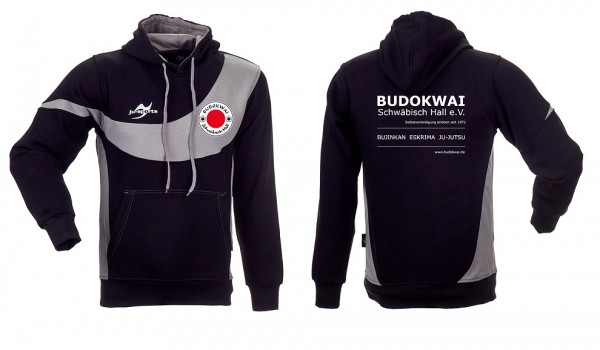 Teamwear Element C1 Hoodie, Budokwai Schwäbisch Hall e.V. Vereinsedition