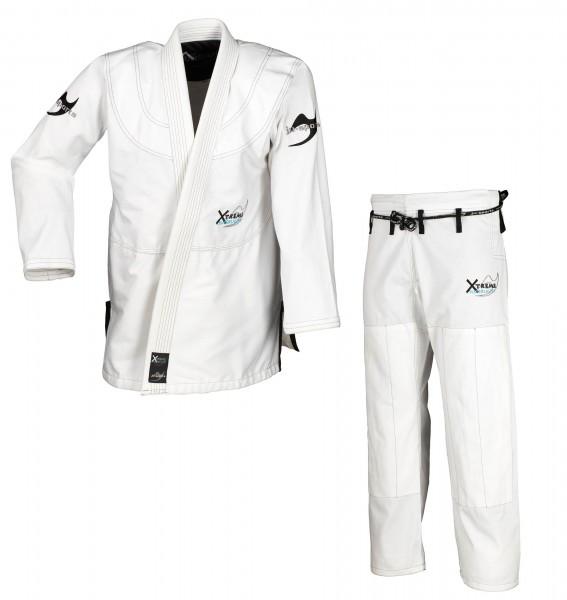 BJJ-Anzug Xtreme Superlight C19 weiß