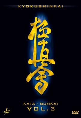 Kyokushinkai - Kata-Bunkai Band 3, DVD 243