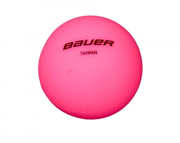 BAUER Hockey Ball cool, pink (1046639)