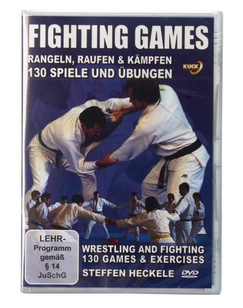 Fighting Games - Rangeln, raufen & kämpfen 130 Übungen