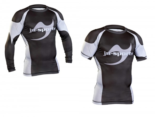 Rash Guard Set: Langarm + kurzarm