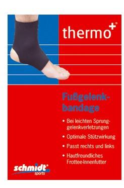 thermo+ Fußgelenkbandage aus Neopren