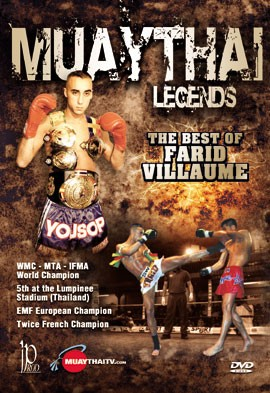Die Legenden des Muay Thai - The best of Farid Villaume, DVD 131