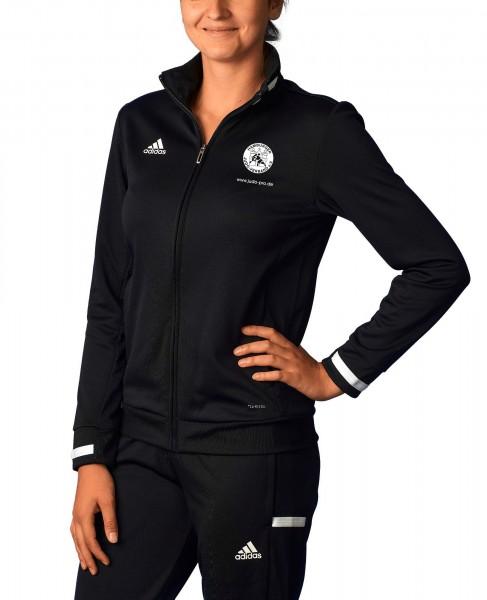 HJV adidas T19 Trekking Jacket Damen schwarz/weiß, DW6848