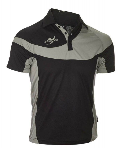Teamwear Element C1 Polo schwarz