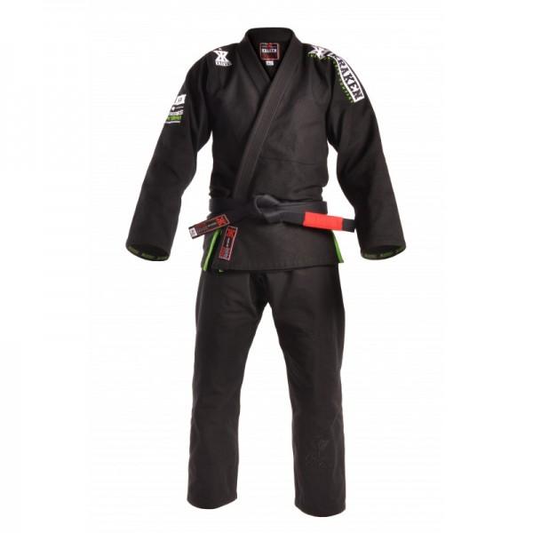 Kraken BJJ Gi Pro Series black