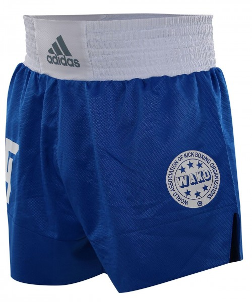 adidas Kick Boxing Shorts blue, ADILKS1