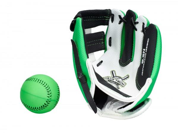 """Franklin Teeball Fielding Glove - Air-Tech Sport (mit Ball), 8,5"""""""