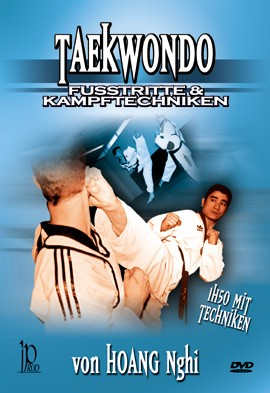 Taekwondo - Kicks & Fights Techniques, DVD 65
