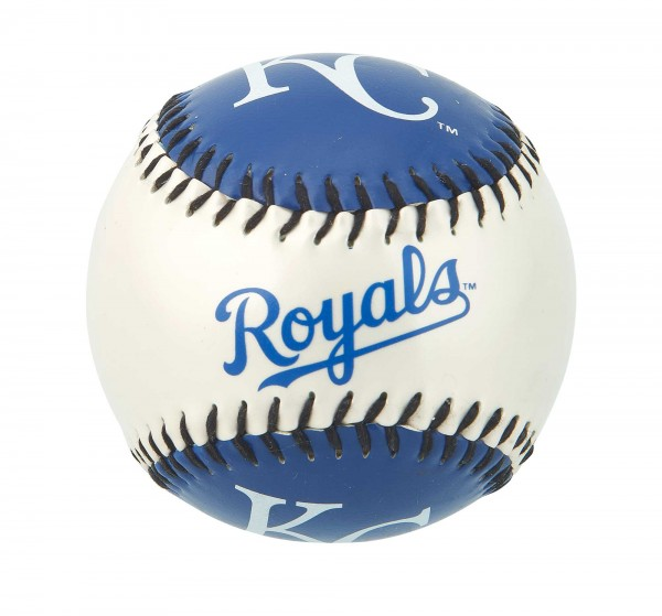 Franklin MLB Team Soft Strike® Baseballs - Royals