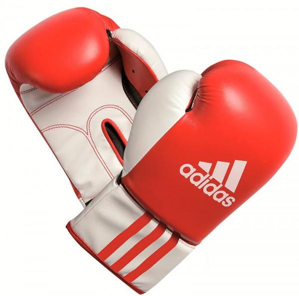 """adidas Boxhandschuhe """"Rookie"""" rot ADIBK01"""