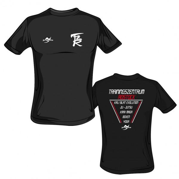 TZR T-Shirt Trainingszentrum Rostock