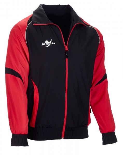 Teamwear Element C2 Jacke schwarz/rot