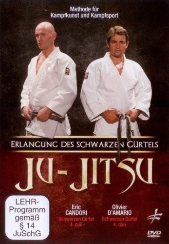 Ju-Jitsu - Erlangung des schwarzen Gürtels (290)