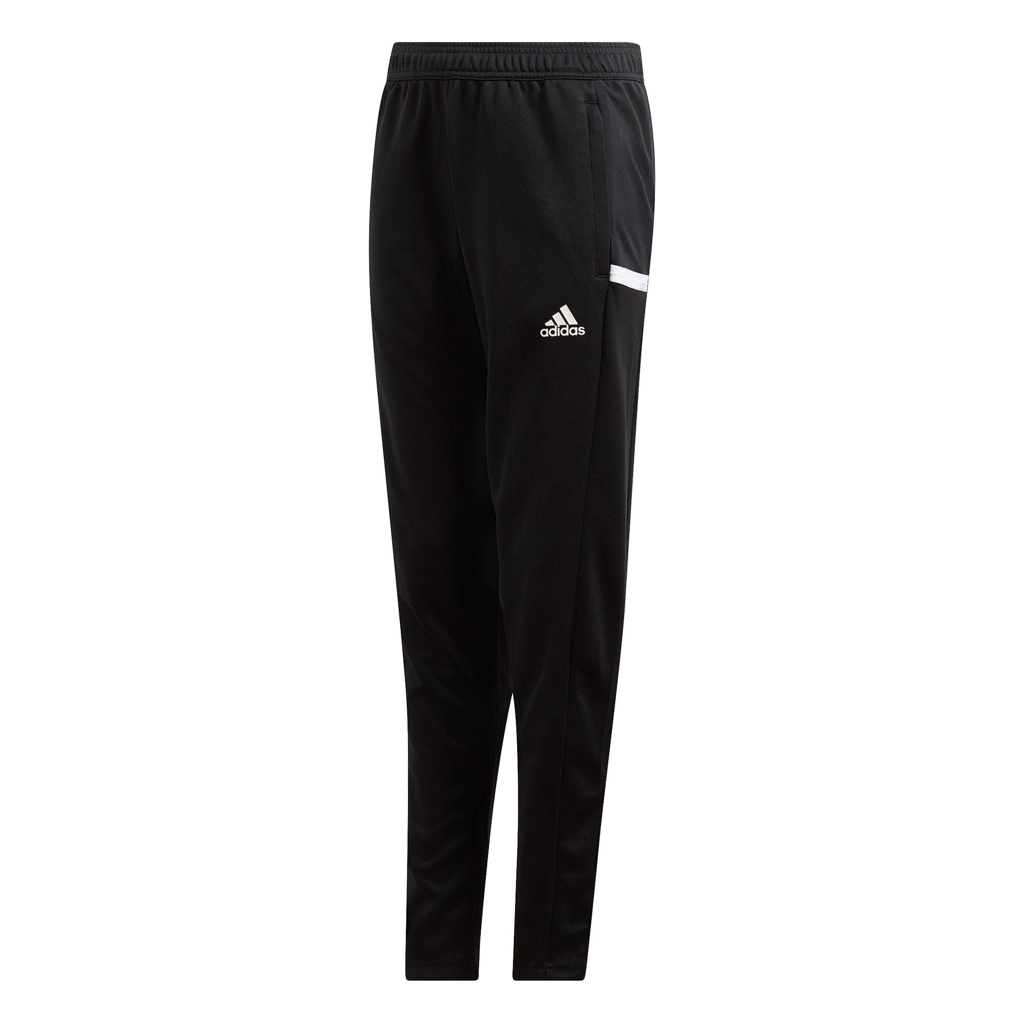 adidas T19 Trekking Pants Kids schwarzweiß, DW6857