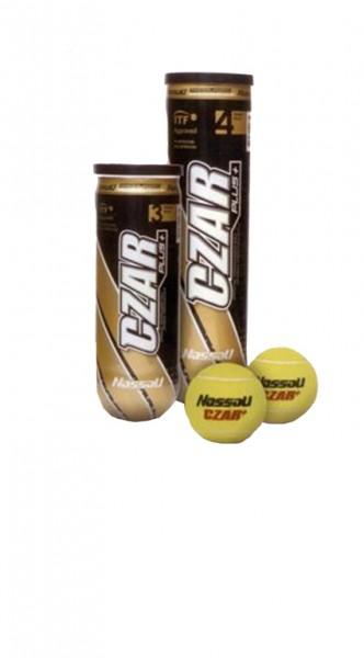 """Nassau Tennisball 3er Dose """"Czar"""" 2477"""