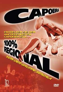 Capoeira 100 % regional, DVD 37