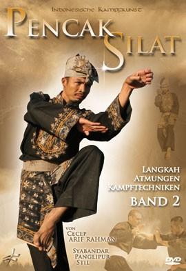 Pencak Silat Langkah - Atmungen - Kampftechniken Band 2, DVD 215