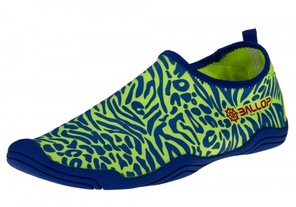 "BALLOP Schuhe ""Bruin Green"", Aquafit-V2-Sohle"