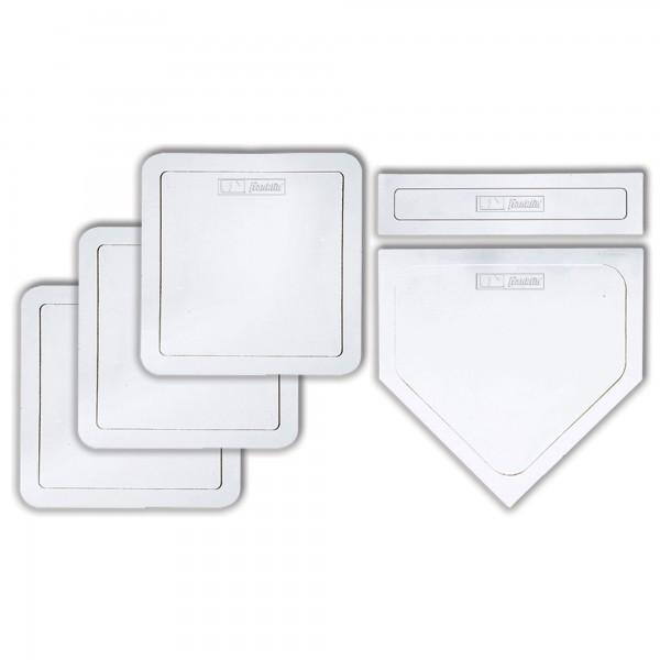 Franklin MLB® 5PC Rubber-Tec® Base Set