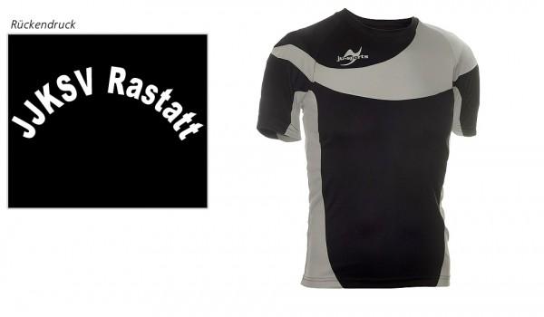 Teamwear Element C1 Shirt schwarz, JJKSV Raststatt, Vereinslogo