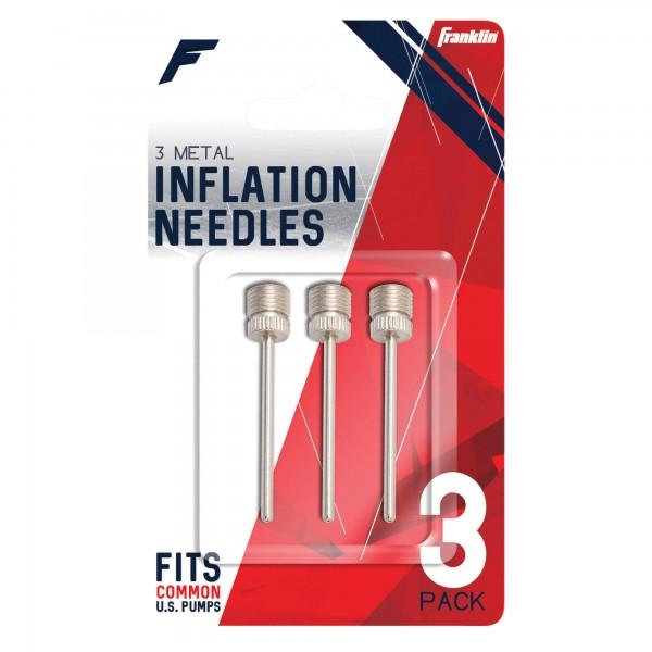 Franklin 3er Pack Pumpen-Ersatznadeln