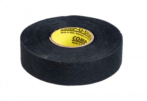 North American Tape 24 mm/25m - Hockey-Schlägertape schwarz