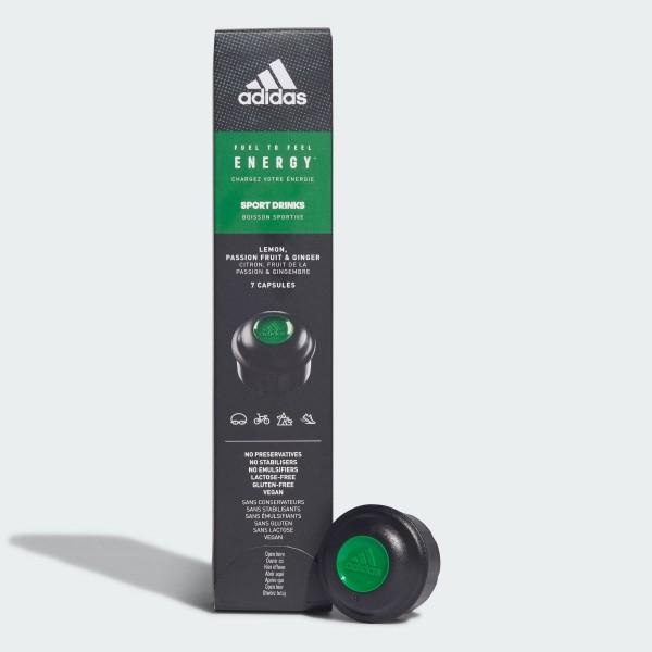 "adidas Sportdrinks ""ENERGY""-Kapseln, 7 Stück, (1 Bar à 7 Kapseln = 4,2 l Sport Drink)(0,33 €/100 ml)"