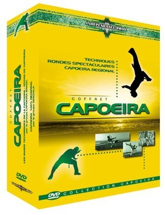 CAPOEIRA-PACK ( DVD 37 - DVD 116 - DVD 117)