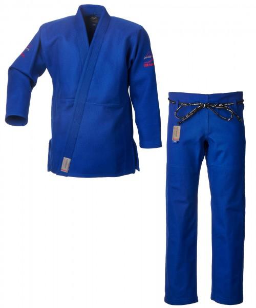 "Ju-Jutsu Anzug ""Brasilia"" blau"